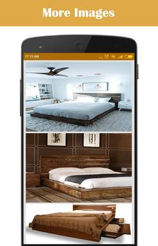 Wooden Bed Ideas poster