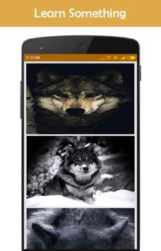 Wolf Wallpaper screenshot 3