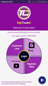 """MyTradeC - """"ZERO LOSS"""" strategy apk screenshot"""