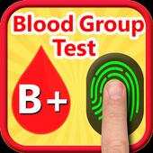 Blood Group Test Prank icon