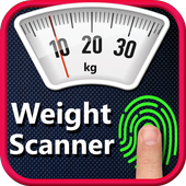 Weight Scanner Test Prank icon