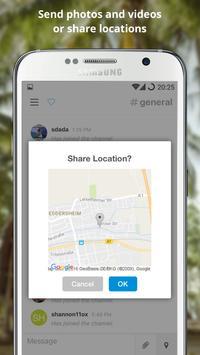 MyTripChat - Trip Messenger screenshot 4