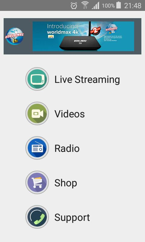Worldmax TV for Android - APK Download