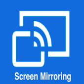 Screen cast / Screen Mirorring Assistant icon
