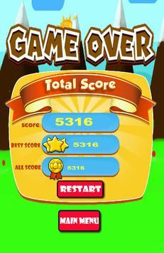 Flappy Duck screenshot 1