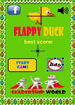 Flappy Duck screenshot 3