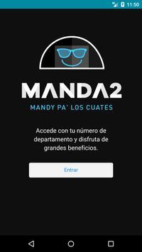 Manda2 poster