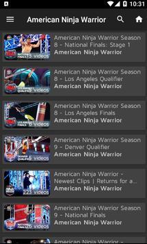 American Ninja Warrior screenshot 2
