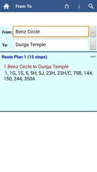 Vijayawada Bus Info screenshot 2