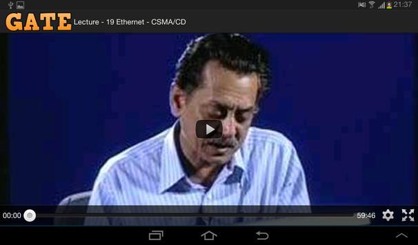 GATE - Video Guide screenshot 12
