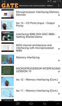 GATE - Video Guide screenshot 2