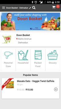 Doon Basket screenshot 3