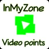 InMyZone video points icon
