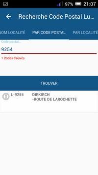 Luxembourg PostCode screenshot 4