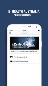 E Mental Health Conference screenshot 2