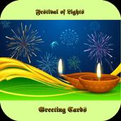 Diwali Greeting Touch icon