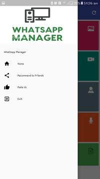Whatsapp Manager screenshot 2