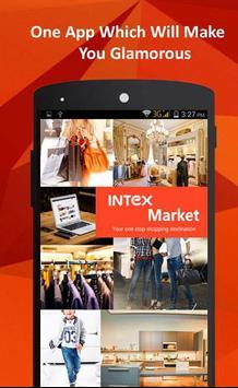 Intex Market poster