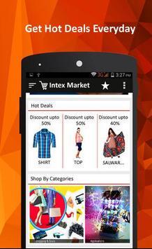Intex Market apk screenshot