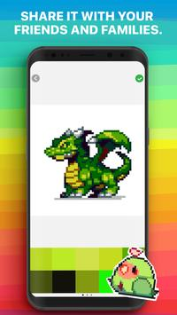 Colour by Numbers: Pixel screenshot 2