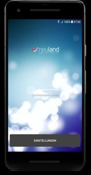 neuland Academy poster