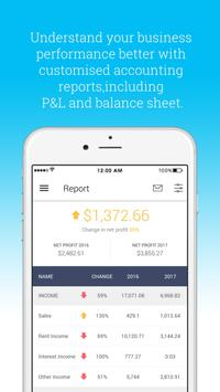 Myaccountant screenshot 4