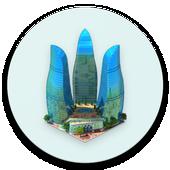 Travel Guide Baku icon