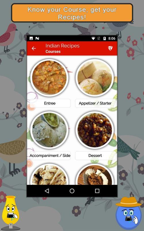 Indian recipes collection descarga apk gratis comer y beber indian recipes collection captura de pantalla de la apk forumfinder Images