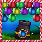 Magnetic Bubble Balls Shooter icon
