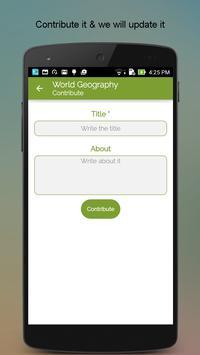 World Geography screenshot 7