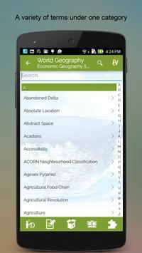 World Geography screenshot 2