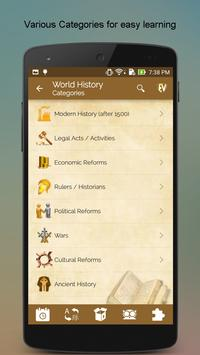 World History screenshot 1