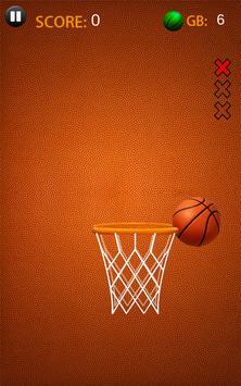 The Basketball Game apk screenshot