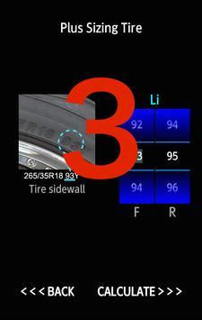 Tire Pressure for Plus Sizing apk screenshot