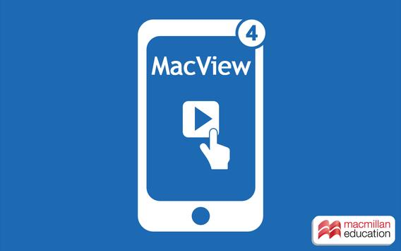 MacView4 poster