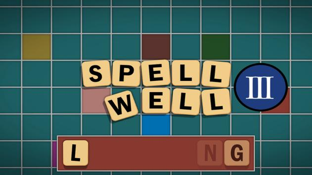 SpellWell3 poster