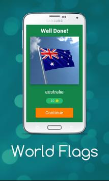 World Flags screenshot 1
