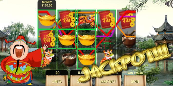 Best Chinese Treasure Slot Machine - New Edition screenshot 3