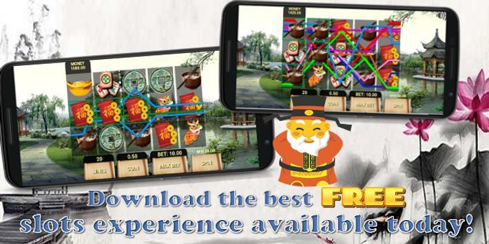 Best Chinese Treasure Slot Machine - New Edition poster