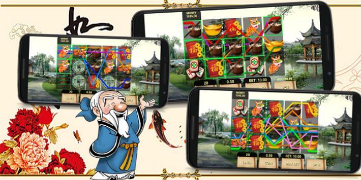 Best Chinese Treasure Slot Machine - New Edition screenshot 1