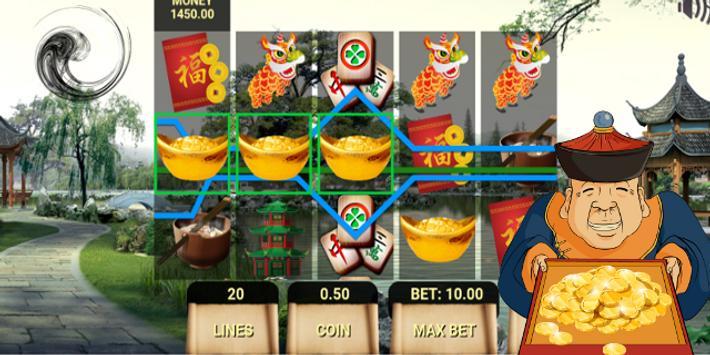 Best Chinese Treasure Slot Machine - New Edition screenshot 2