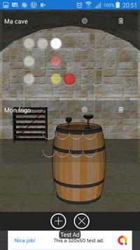 My wine cellar screenshot 1