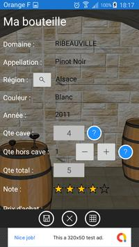 My wine cellar screenshot 3