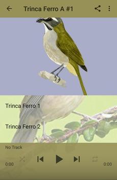 Canto De Trinca Ferro A apk screenshot