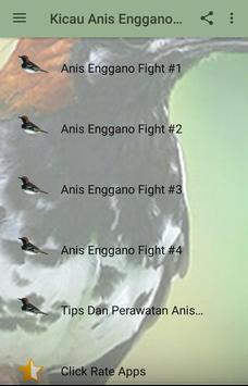 Kicau Anis Enggano Gacor Fight poster