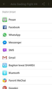 Kicau Anis Gading Gacor Fight screenshot 5