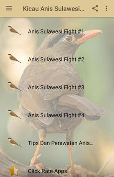 Kicau Anis Sulawesi Gacor poster
