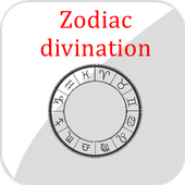 zodiac divination icon