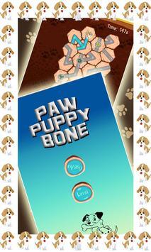 Paw Puppy Bone Patrol poster