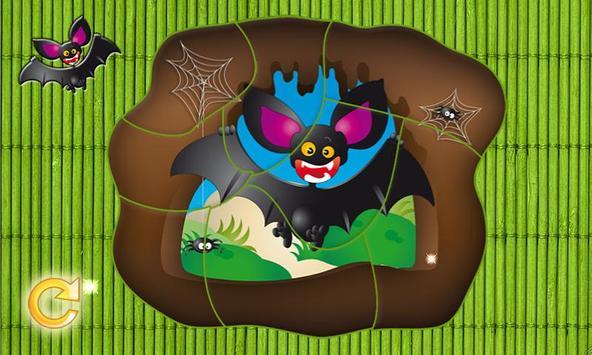 Kids Macaron Chocolate Puzzle apk screenshot